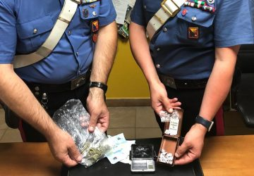 Controlli dei Carabinieri nel fine settimana nel Taorminese: un arresto e due denunce