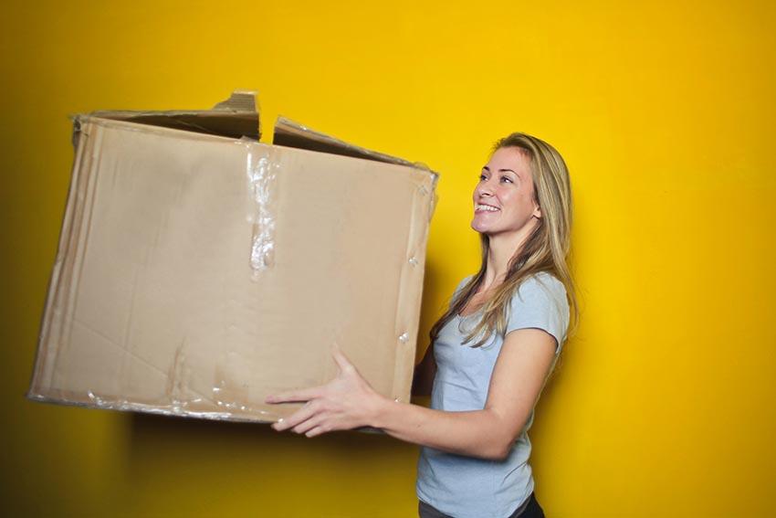 Cambio casa: tutte le cose a cui pensare per un trasloco senza stress