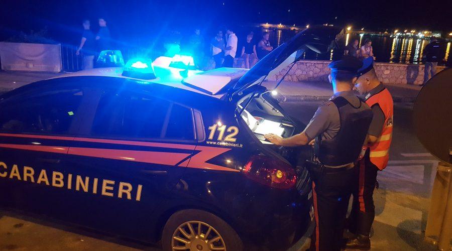 Giardini Naxos, controlli a tappeto dei carabinieri: arrestata spacciatrice di cocaina