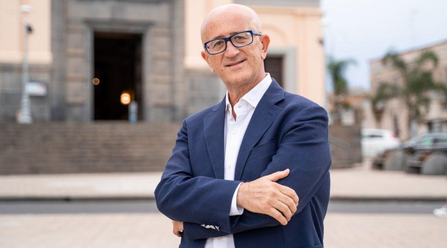 """Gli obiettivi di Giuseppe Cardillo: """"Progettare, decidere, agire, ricercare risorse e sinergie, aiutare chi lavora e chi fa impresa per una Mascali vivibile e contemporanea"""""""