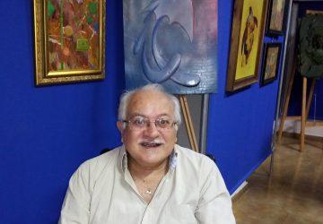 Zafferana, inaugurata la mostra del pitto-scultore Matteo Russo
