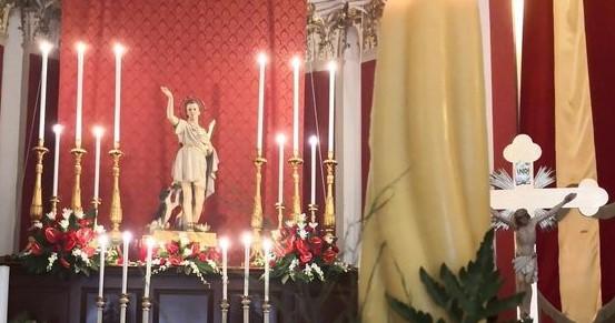 """Macchia di Giarre, anche la """"poesia"""" celebra il suo patrono S. Vito Martire"""
