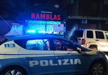 Catania, dpendenti del Ramblas senza mascherine. Disposta la chiusura