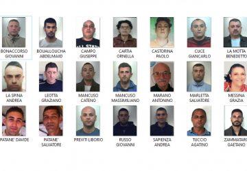 """Mafia, operazione """"Iddu"""": 21 gli arresti tra Giarre e Riposto NOMI FOTO VIDEO"""