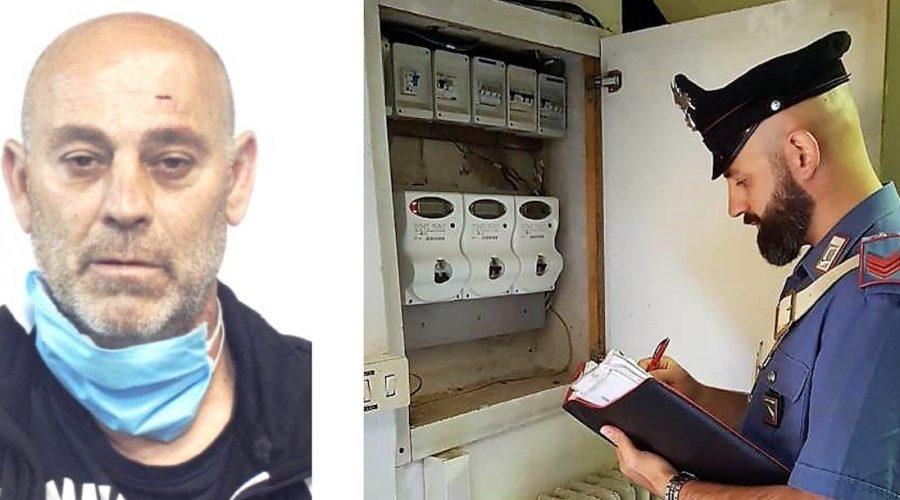 Militello in Val di Catania, ricettatore fruiva anche di energia a costo zero: arrestato
