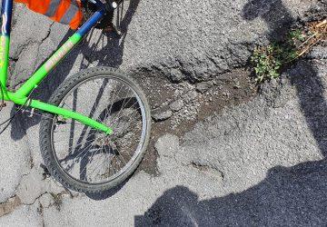 La Strada provinciale 9 tra Giardini e Taormina è un pericolo. La denuncia di un lettore