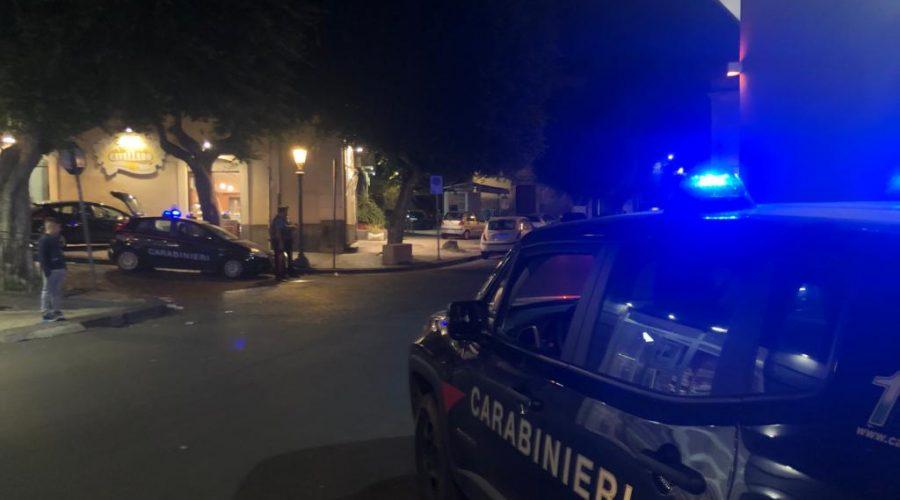 Controlli movida Paternò, pioggia di sanzioni e un arresto