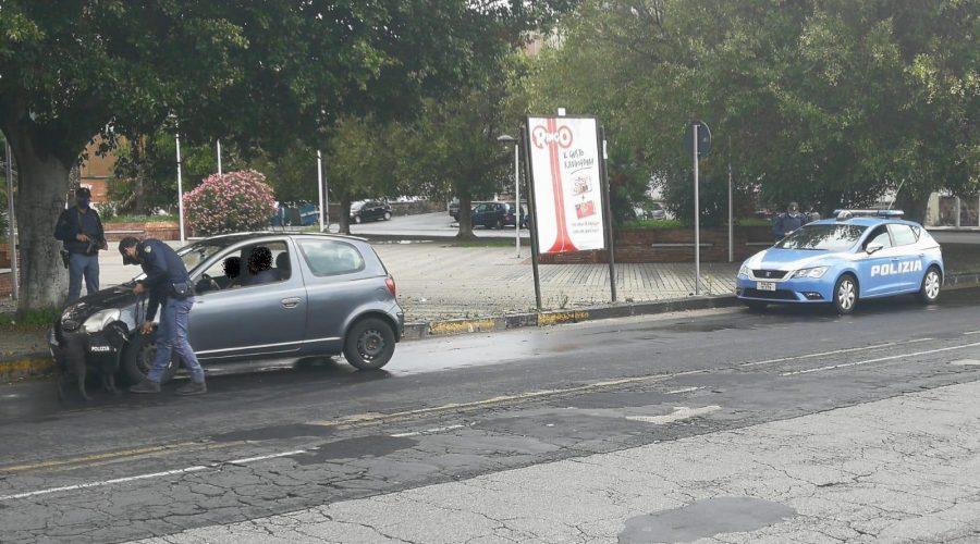Catania, operazione ad ampio raggio della polizia