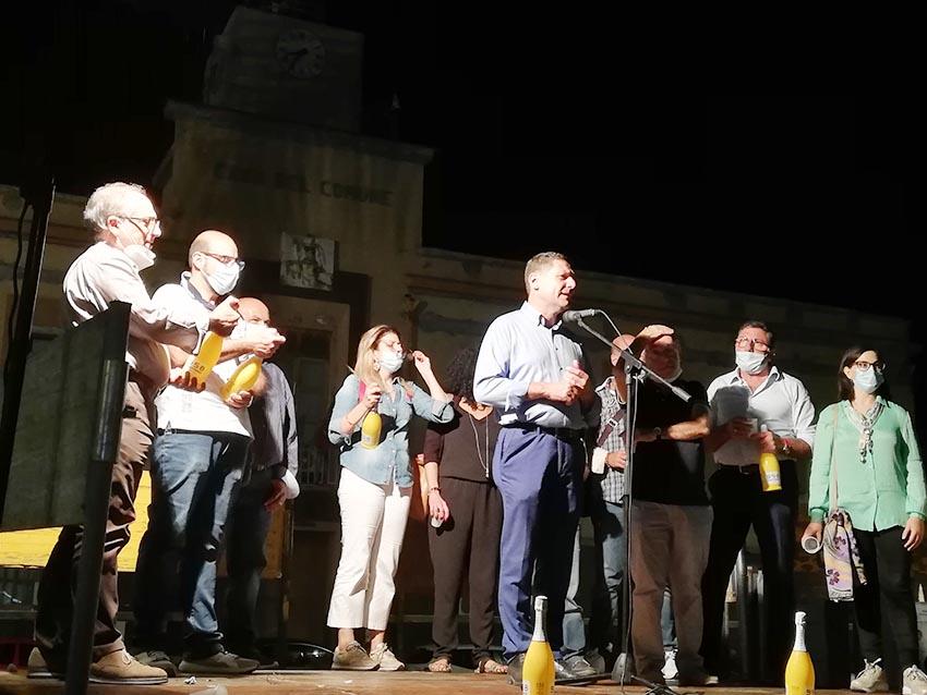 Elezioni a Mascali, Messina riconfermato sindaco. Le reazioni dei candidati