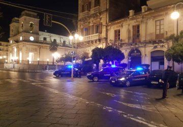 Giarre, scattano i controlli Covid dei carabinieri. Monitorata la movida nei luoghi di aggregazione