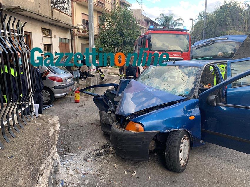 Grave incidente a Tagliaborse: due feriti in codice rosso. Intervento dell'elisoccorso