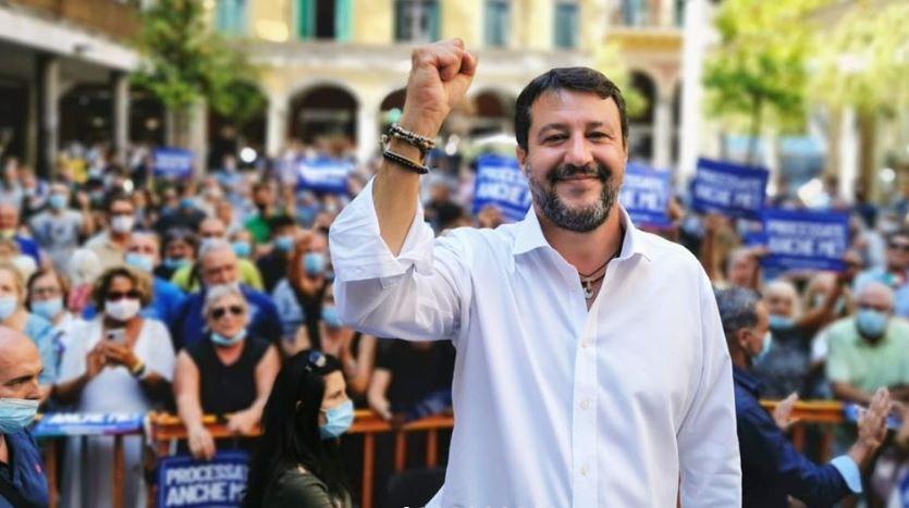 Caso Gregoretti: al via la tre giorni di Salvini a Catania