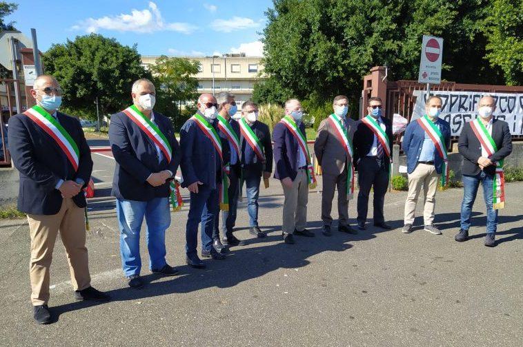 Covid Hospital ad Acireale, manifestazione dei sindaci dei distretti di Acireale e Giarre alle 12 davanti al Santa Marta