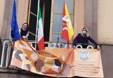 Il Comune di Mascali aderisce ad Orange the world 2020
