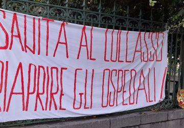 """Catania, """"Sanità al collasso: oggi fiaccolata per riattivare il """"Vittorio Emanuele"""""""