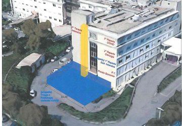 Al via i lavori per 5,2 milioni di euro, per l'emergenza Covid, negli ospedali di Acireale e Caltagirone