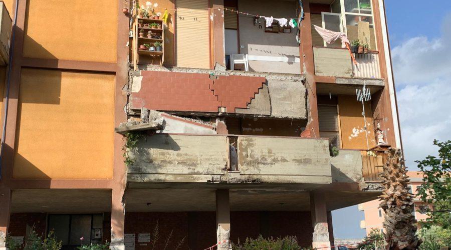 Giarre, alloggi popolari di Rovettazzo con cemento depotenziato: rischio inagibilità per tre palazzine