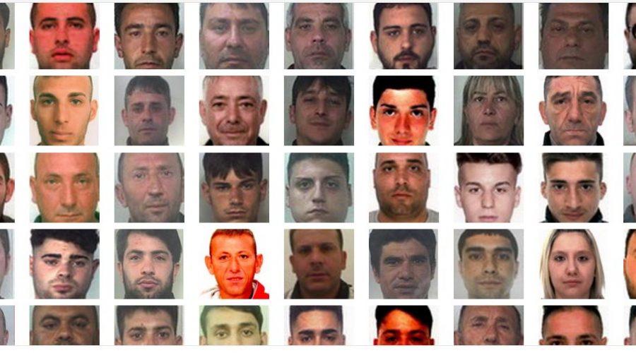 Catania, azzerata roccaforte del traffico di droga: decine di arresti. Colpito il clan Nizza NOMI FOTO VIDEO