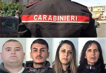 Catania, aggredirono carabinieri per impedire un arresto: 6 misure cautelari VIDEO