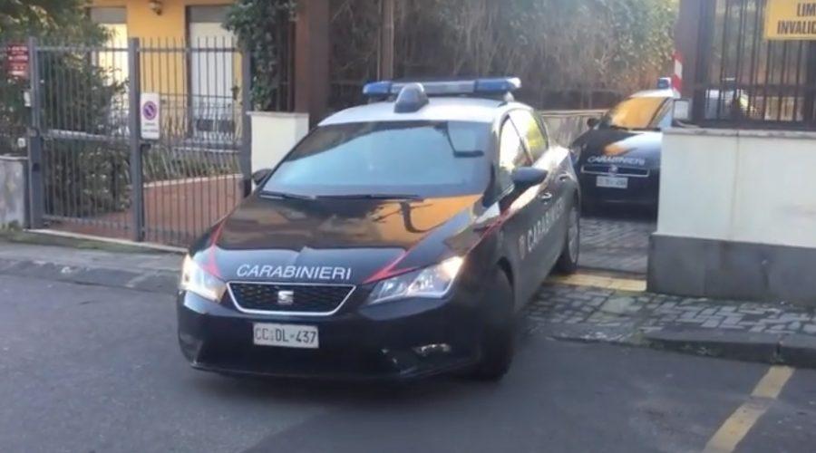 Operazione Bingo, ordine di carcerazione per Liotta e Calì (che tenta la fuga lanciandosi da un balcone)
