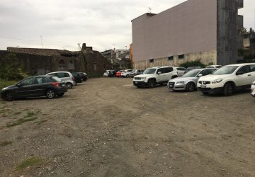 Giarre, la storia infinita del parcheggio di via Teatro