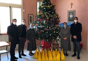 """Mascali, un dono speciale """"per e da"""" la comunità per minori di Nunziata"""