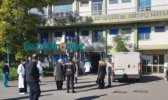 Giarre, in arrivo al Sant'Isidoro 7 mila vaccini Moderna