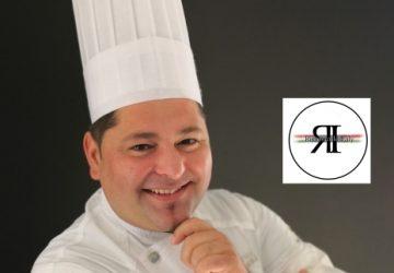 Lo chef acese Rosario Leonardi nuovo delegato regionale Sicilia Ristoworld Italy