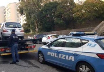 Catania, regala auto alla moglie per Natale: il mezzo era rubato