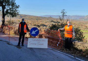 """La Sp 1 Francavilla-Castiglione è pericolosa: la denuncia del comitato """"Strade sicure"""""""