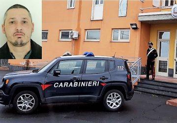 Adrano, evade dai domiciliari: arrestato