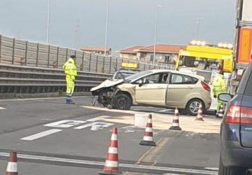 Catania, grave autonomo incidente in Tangenziale