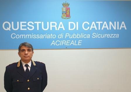 Commissariato Polizia Acireale, cambio al vertice