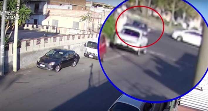 Per dissidi tra famiglie tentano di uccidere un uomo: tre arresti VIDEO