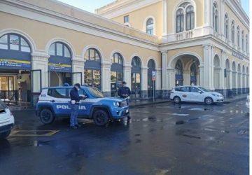 Catania, ruba materiale ferroso da un cantiere: arrestato