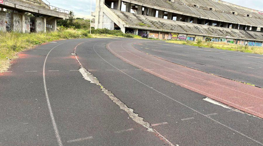 Giarre, stadio di atletica in totale abbandono. Il grido di allarme della Pro loco