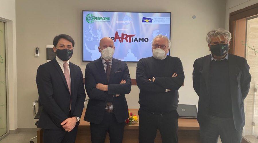 A Catania nasce Assortisti, nominato responsabile l'attore Gino Astorina