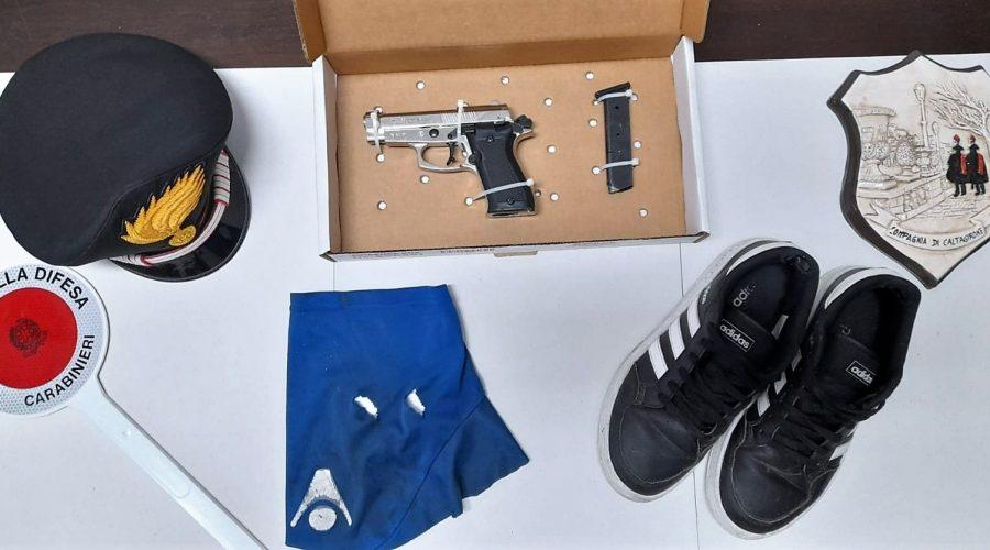 Grammichele, aveva assaltato un supermercato: rapinatore-minorenne arrestato VIDEO