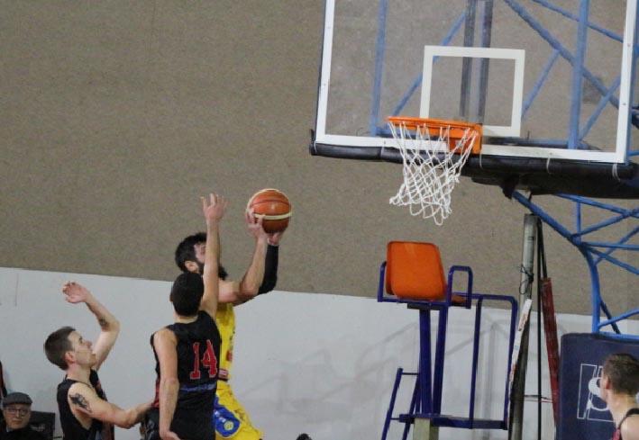 Il Covid-19 ferma il basket Giarre che rinuncia a partecipare al campionato di serie C Silver