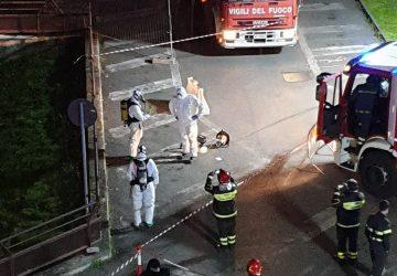 Domato, nella notte, un principio d'incendio all'Ospedale di Acireale. Evacuati alcuni pazienti