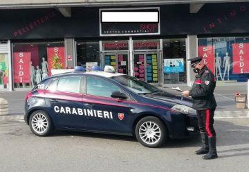 Acireale, controlli dei carabinieri: un arresto e otto sanzioni