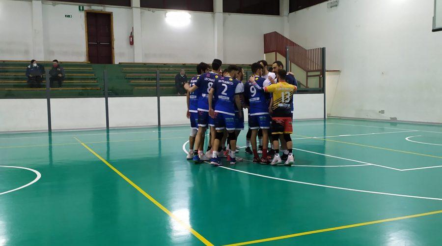 Volley serie B maschile, nessuna luce in fondo al tunnel per il Papiro Fiumefreddo