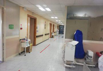 Il grazie di una paziente all'equipe dell'Unità Operativa di Riabilitazione Covid di Acireale