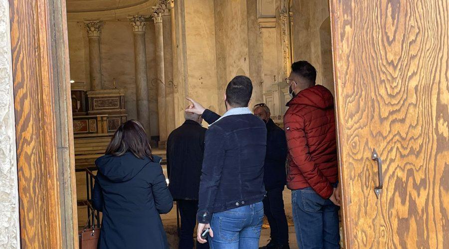 Giarre, ispezione della Prefettura chiesa del Convento: nuovo rinvio