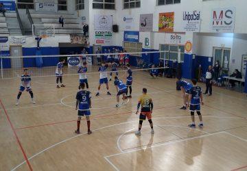 Volley serie B maschile, pesante sconfitta interna per il Papiro Fiumefreddo