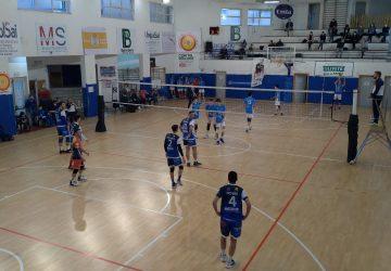 Volley serie B maschile, il Papiro chiude il girone con una vittoria