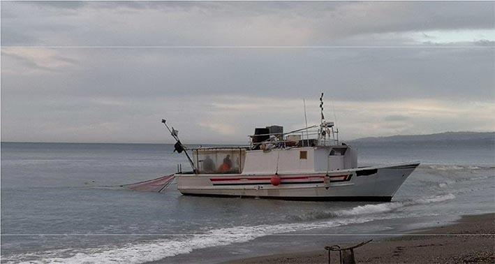 Pesca sottocosta: blitz della Guardia costiera