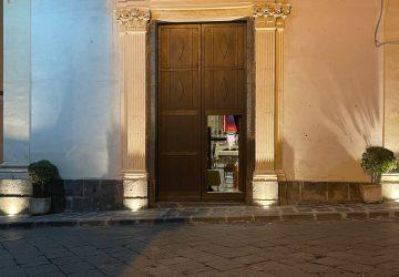 Riposto, inaugurata illuminotecnica chiesa del Carmine