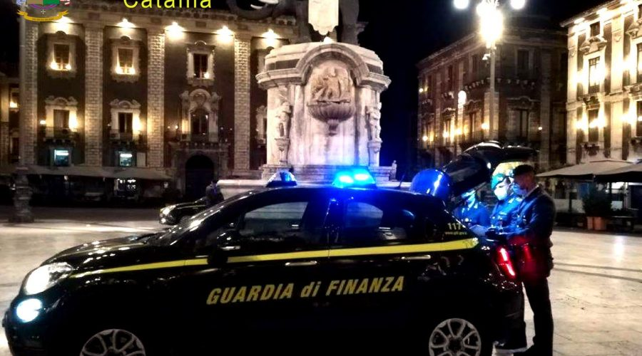 Catania: proseguono i controlli del territorio della GdF a contrasto della diffusione della pandemia