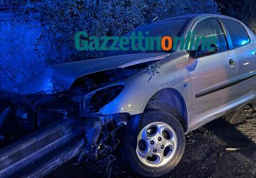 """Mascali, tragico incidente mortale sulla via Carrata. La vittima, una 34enne, """"trafitta"""" dal guardrail VD"""